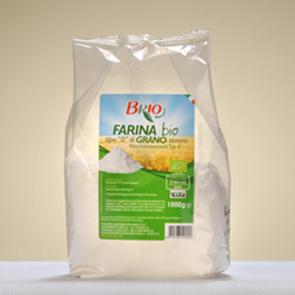 farina di grano tenero tipo 0